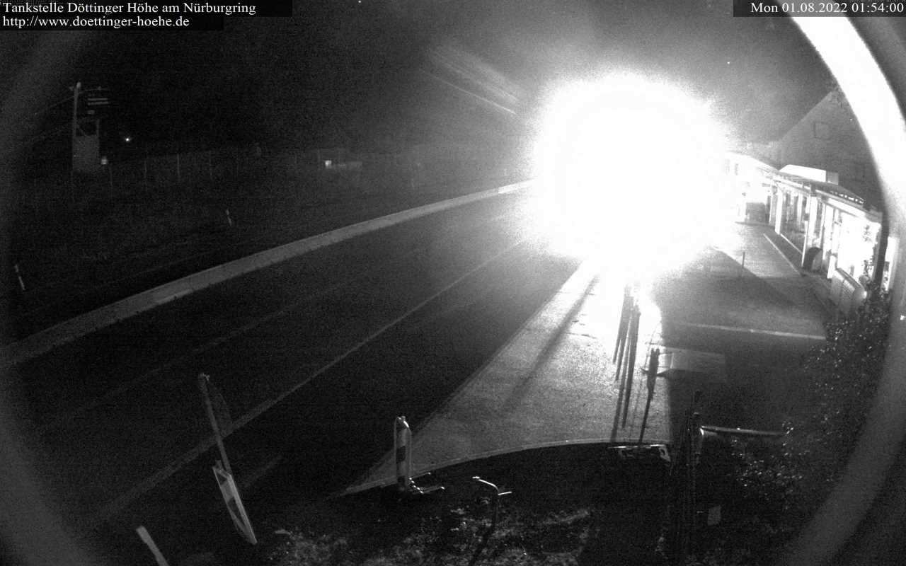 Nurburgring Webcam Carscoop