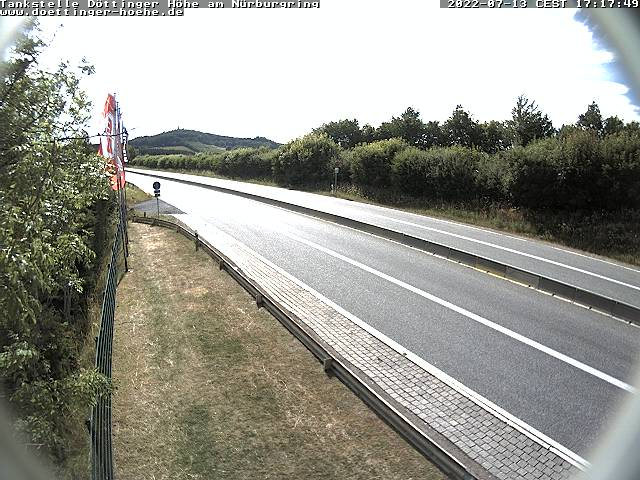 Nurburgring Webcam Carscoops