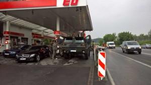 Panzerfahrzeug